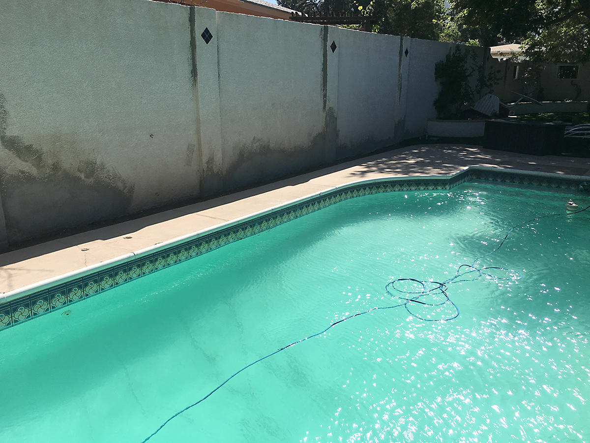 Concrete pool deck before 1200w
